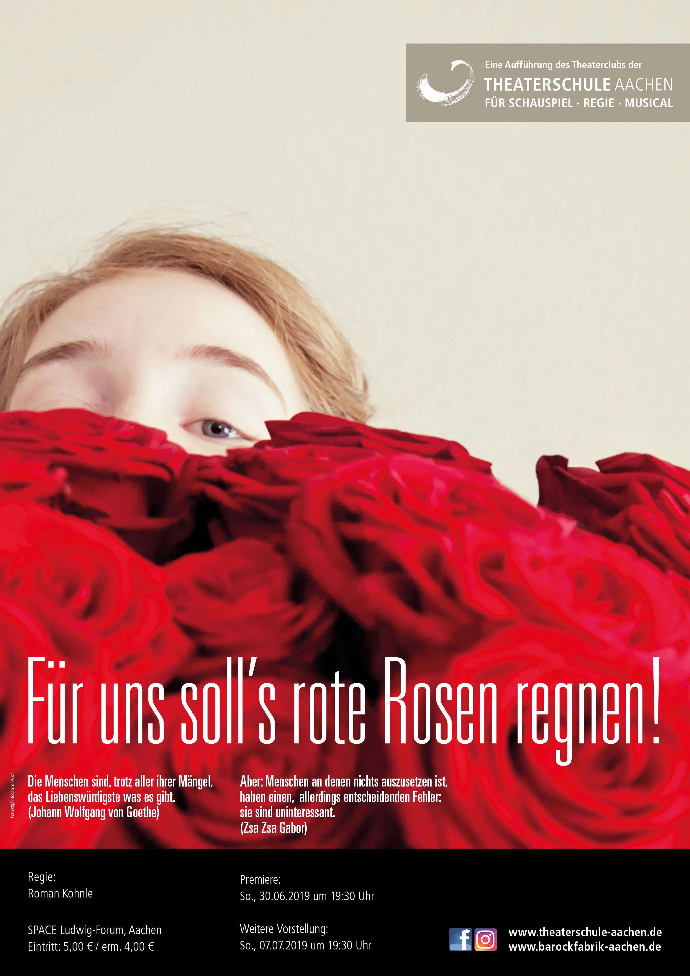 Theaterschule Aachen fürSchauspiel und Regie | Projekte
